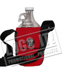 Growler Carrier - Neoprene - Strap - 64 oz
