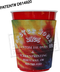 Solo Cup Sleeves - Neoprene - Full Color
