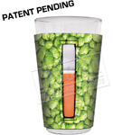 Pint Glass cozies - Neoprene - Window - Full Color