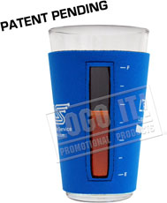Pint Glass cozy - Neoprene - Window