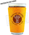 Pint Glass Sleeves - Neoprene - Full Color